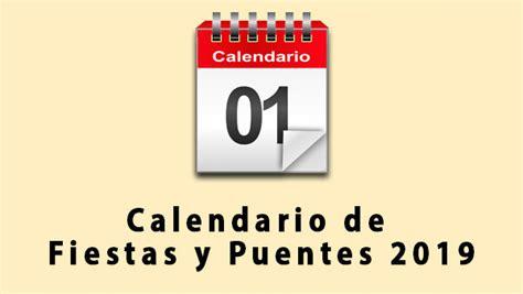 Publicado el calendario laboral de Cantabria 2019, que ...