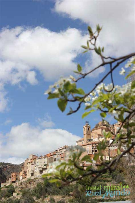 Pueblo de Ayna en Albacete