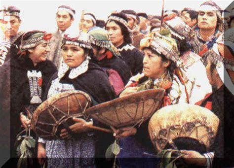 pueblos mapuches: Origen y migracion