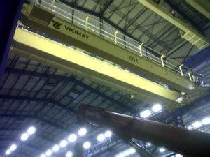 Puente grúa bicarril de 40 t con tecnología de última ...