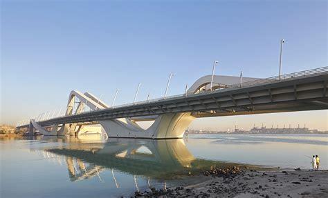 Puente Sheikh Zayed / Zaha Hadid Architects | ArchDaily México
