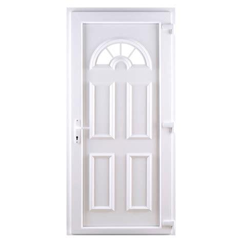 Puerta de entrada PVC PVC Ibiza blanca Ref. 16777222 ...