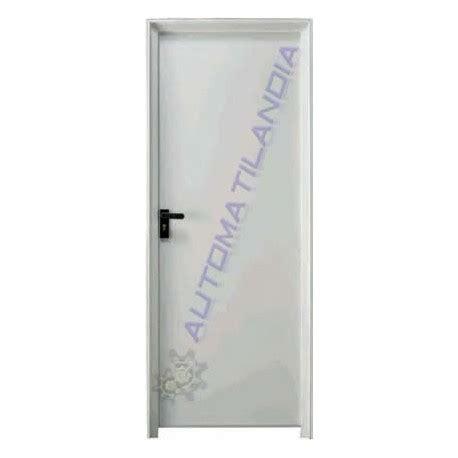 puerta trastero galvanizada en blanco sin rejilla 800 mm ...