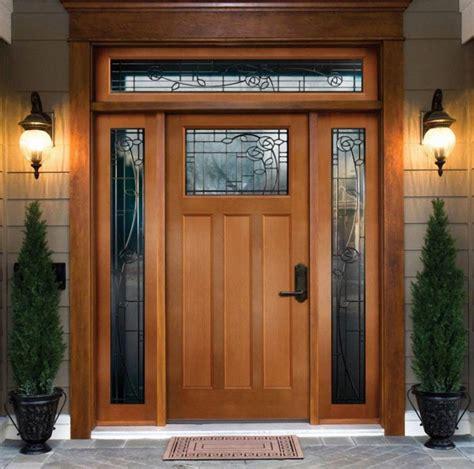 Puertas de entrada de madera para exteriores | Modelos