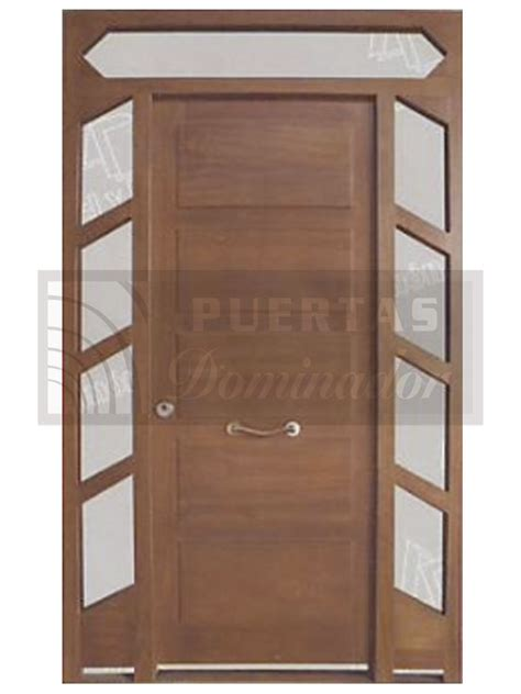 Puertas de Entrada Modernas en madera maciza al mejor precio