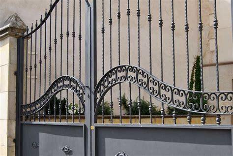 Puertas de forja   Forja Herrom