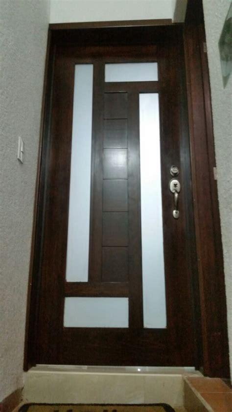Puertas En Madera   $ 3,500.00 en Mercado Libre