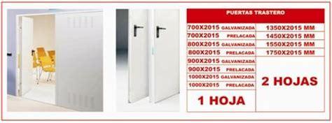Puertas para trasteros y series de Puertas Roper