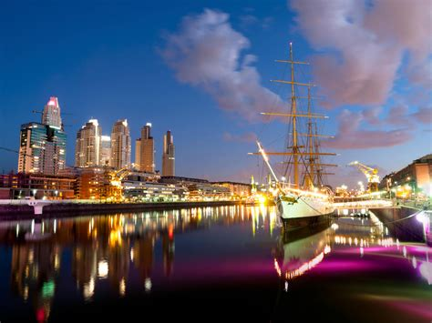 Puerto Madero: O bairro mais elegante de Buenos Aires