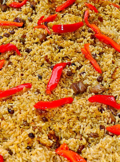Puerto Rican Arroz Con Gandules | Black Hairstyle and Haircuts