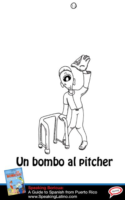 Puerto Rican Spanish Slang