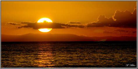 puesta de sol Imagen & Foto | paisajes, mis fotos ...