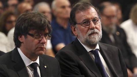 Puigdemont acusa: Rajoy ha jugado con la vida de los ...