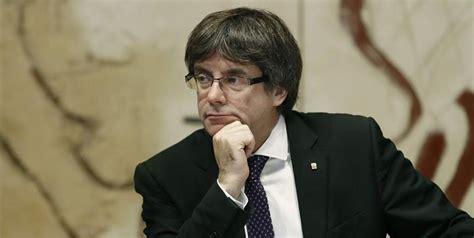 Puigdemont hará una declaración institucional hoy tras ...