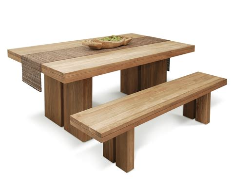 Puji.com | Contemporary Kitchen Furniture | Wooden Benches
