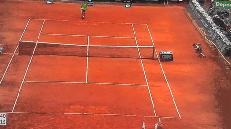 Punto ganador Roland Garros 2013   YouTube