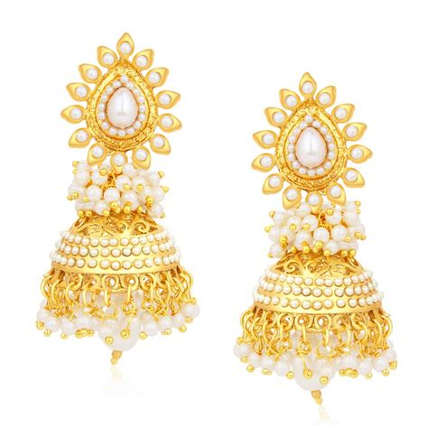 Purchase Online |Pissara Incredible Gold Plated Earring ...