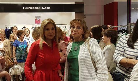 Purificación García inaugura en Valladolid su nueva tienda ...