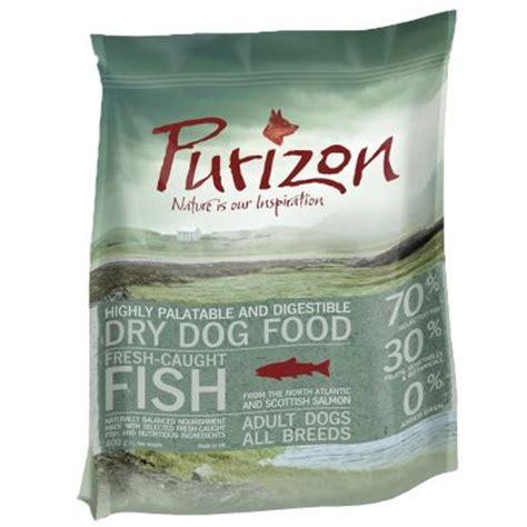 Purizon Adult con pescado pienso para perros