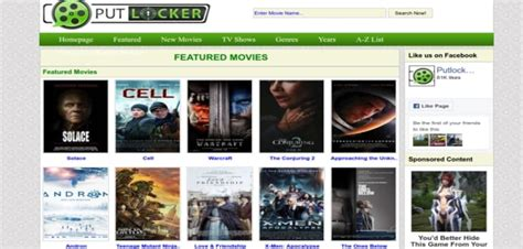 Putlocker.is back in action by bypassing the EuroDNS ...