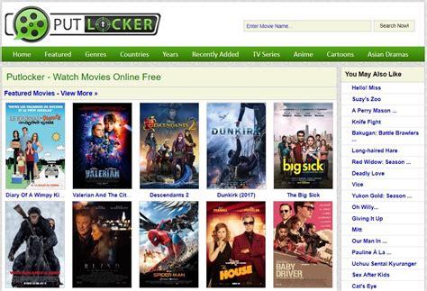 Putlocker Movies Watch Free Movies Online And Tv Shows ...