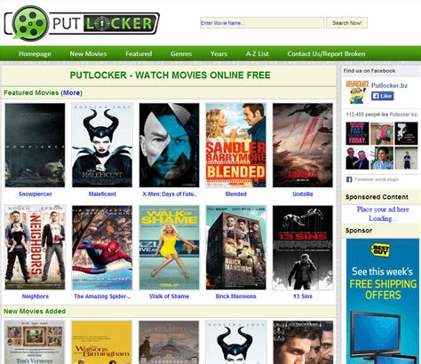 Putlocker streaming site loses domain, moves to Iceland ...