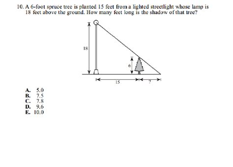 Pythagorean Theorem Real Life Word Problems