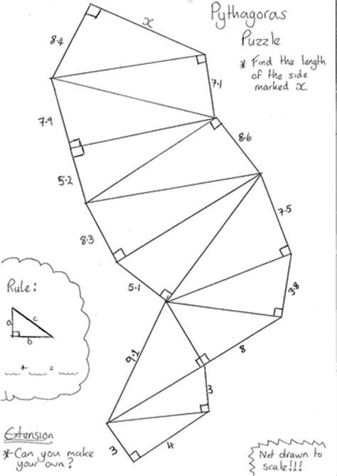 Pythagorean Theorem Worksheet Pdf. Lesupercoin Printables ...