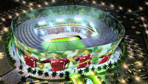 Qatar 2022: la impresionante arquitectura que lucirán los ...