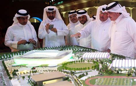 Qatar launch stunning Al Rayyan stadium design for World ...