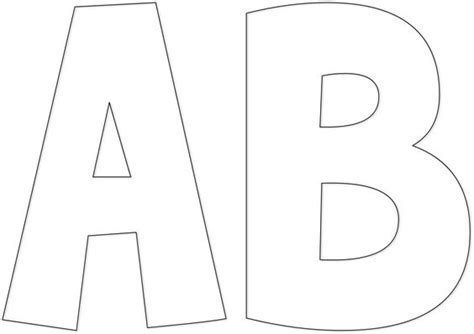 Quando se fala em material pedagógico, os moldes de letras ...