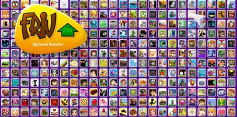 Quantity Over Quality At Friv Games… | Beta Nerd