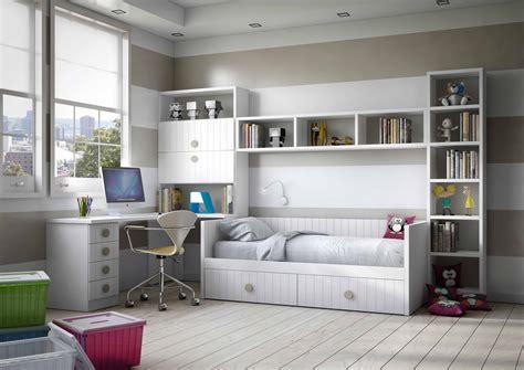 ¿Que cama elijo para un dormitorio infantíl?