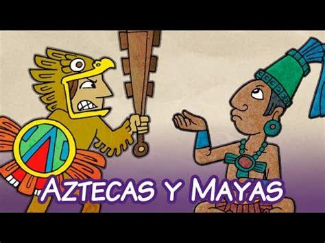 ¿Qué diferencia a los aztecas de los mayas? - CuriosaMente ...