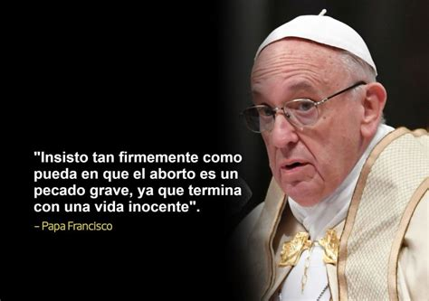 ¿Qué dijeron los últimos papas sobre el aborto? | Foto ...