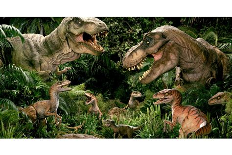 ¿Qué dinosaurio de Jurassic Park eres?   Upsocl