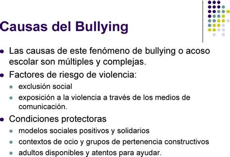 Qué es el Bullying o acoso escolar?   PDF