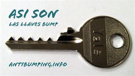 ¿Que es el Bumping? - Cerraduras AntiBumping