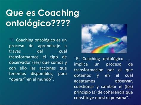 que es el coaching ontologico   Buscar con Google ...
