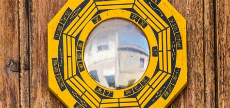 ¿Qué es el espejo Pakua del Feng Shui? | WeMystic