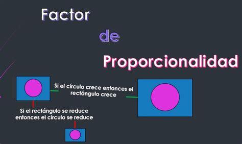 ¿Qué es el Factor de Proporcionalidad?  con Ejercicios ...