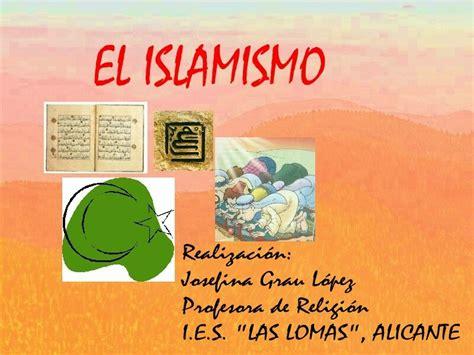 que es el islamismo - www.banasto.webege.com