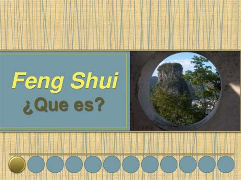 ¿Que es feng shui? Feng Shui David Flores