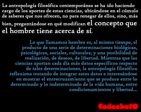 ¿Qué es la Antropología Filosófica? Yo te explico ...