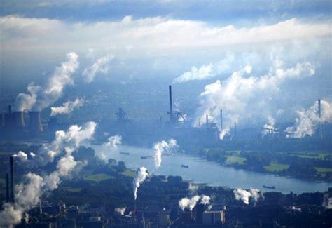 Qué es la contaminación atmosférica   Contaminación ...