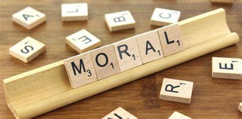 ¿Qué es la Moral?