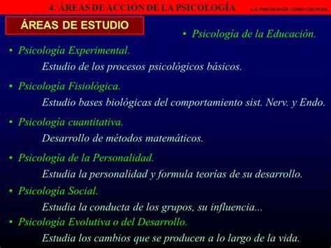 ¿Qué es la psicología? ¿Cuáles son las principales ...
