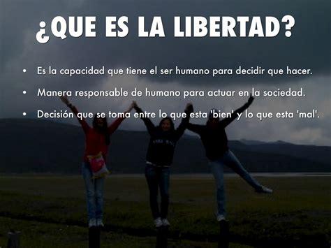 que es libertad yahoo que es libertad yahoo la verdadera ...