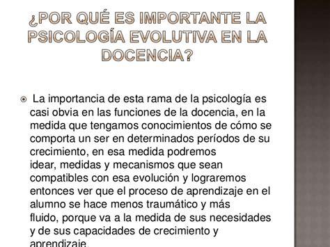 Qué es psicología evolutiva