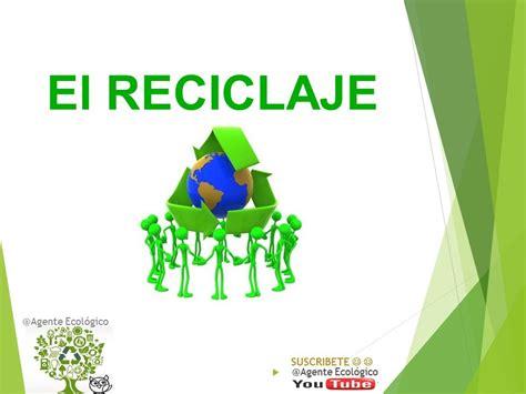 Que es reciclaje y como reciclar!!! (BIEN EXPLICADO) - YouTube